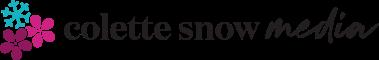 Colette Snow Media logo